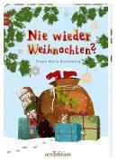 LiteraturagenturArteagaFrankMariaReifenbergNiewiederWeihnachten
